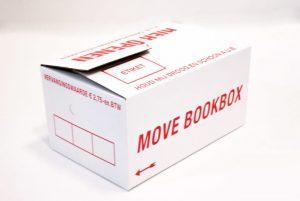 Boekendozen, geen tape nodig, dubbel golfkarton | (vanaf 10 stuks)
