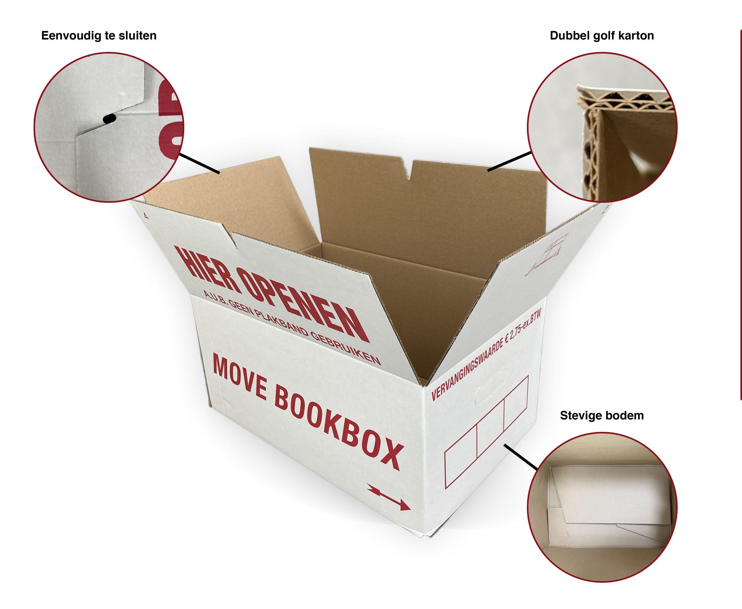 Verhuispakket small (appartement)